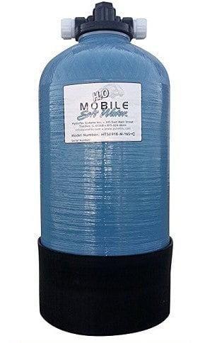 Stock Photo Portable Water Softener