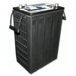 Stock Photo AGM 6 volt Battery
