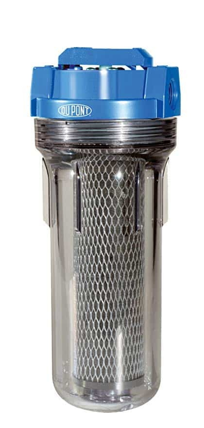 Stock Photo Water Filter Cask