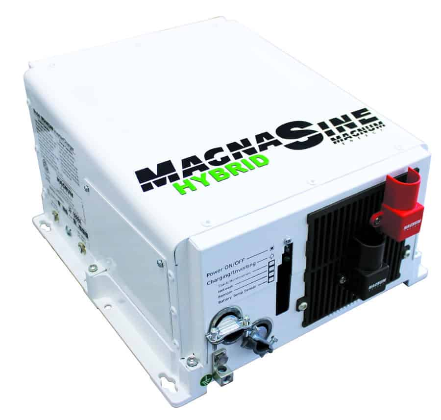 Stock Photo Magnum Hybrid Inverter Charger