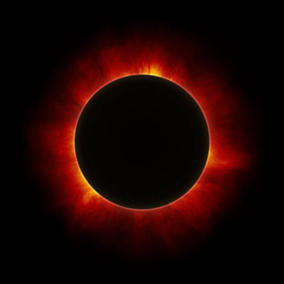 2017 total solar eclipse.