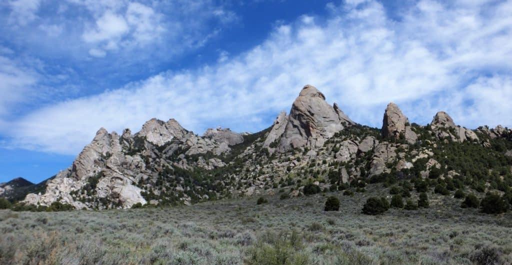 City of Rocks Almo Idaho