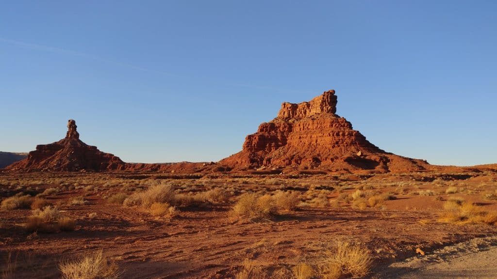 Valley of the Gods Mexican Hat Utah