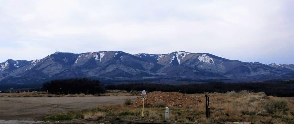 La Sal Mountains View Monticello Utah