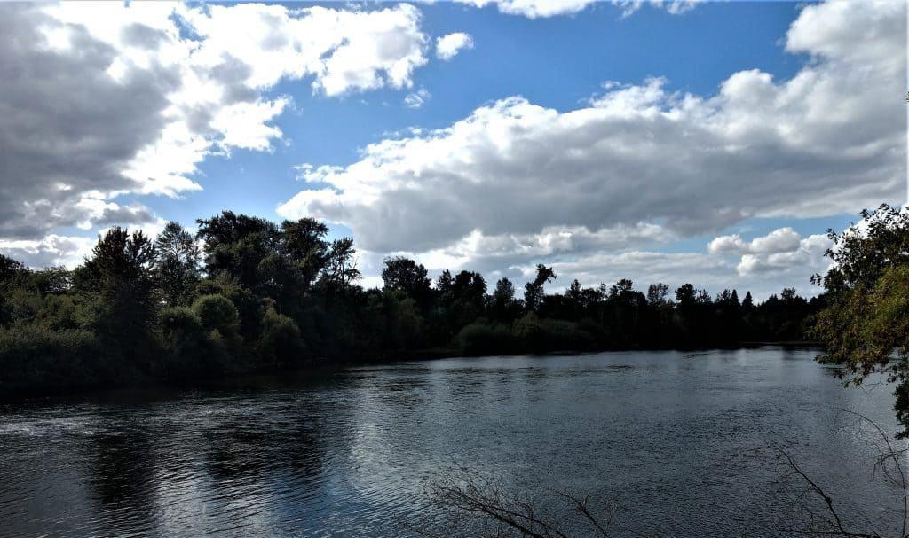 Foster Lake, Oregon