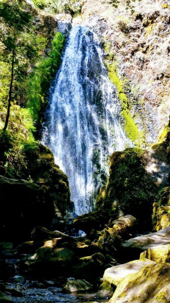 Waterfall near Grants Pass Oregon
