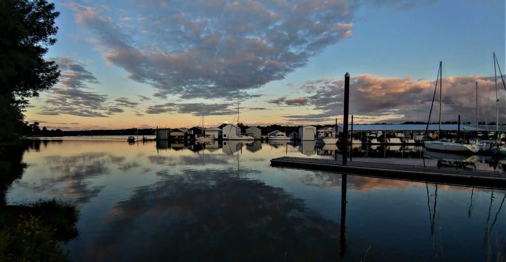Scappoose Bay Oregon