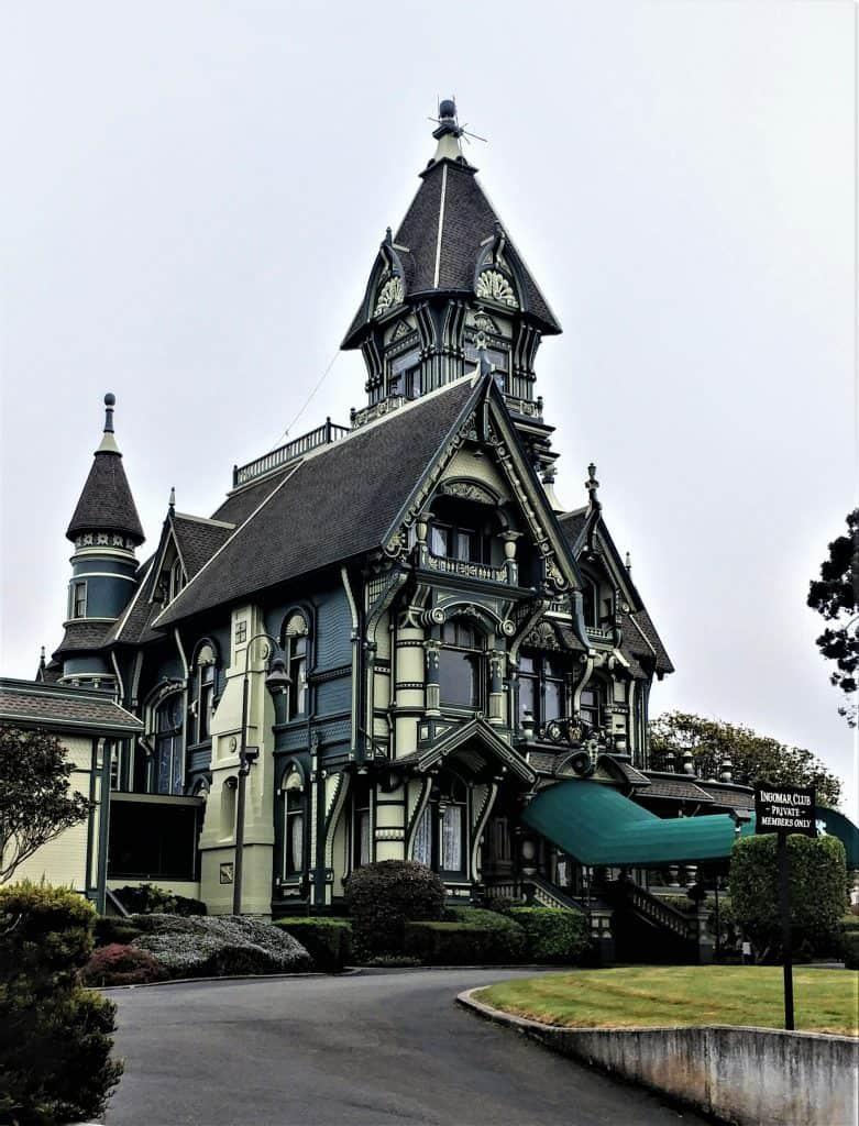 Carson House in Eureka California