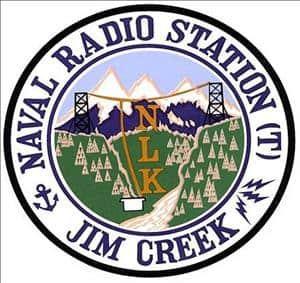 Insignia Jim Creek Naval Radio Station Arlington Washington