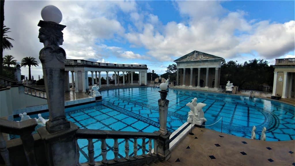 Hearst Castle Main Swimming Pool