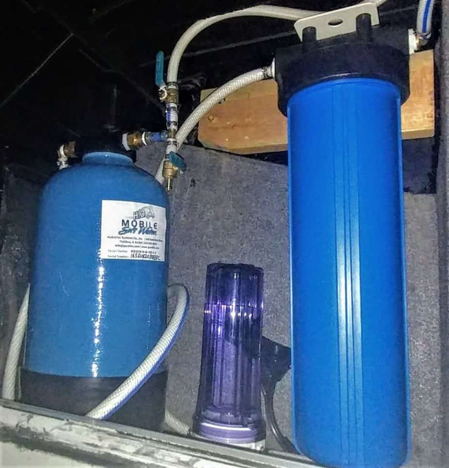 Water Softener and Filter