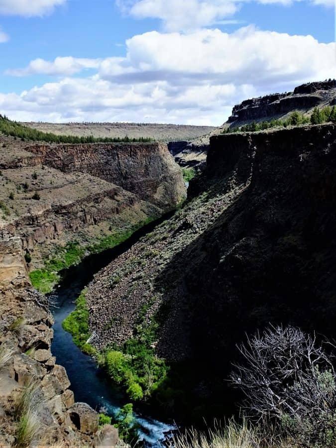 Crooked River Canyon