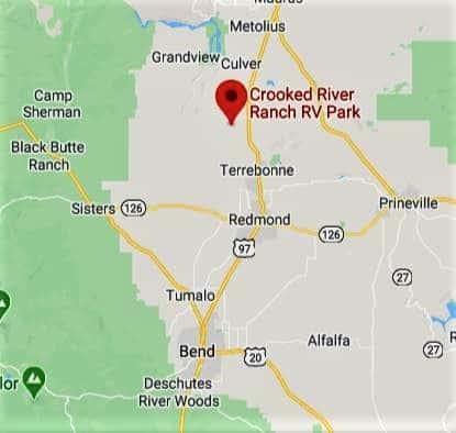Campsite Review: Crooked River Ranch Campground