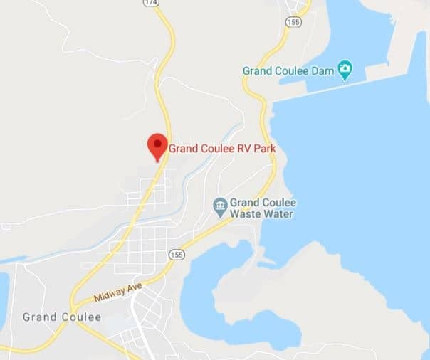 Campsite Review: Grand Coulee Campground