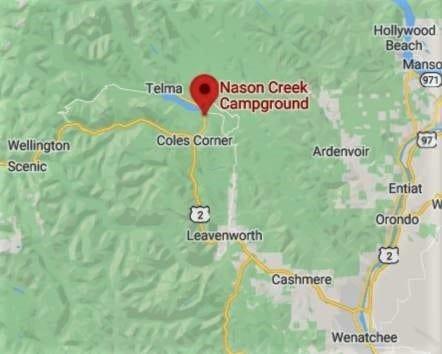 Campsite Review: Nason Creek Campground
