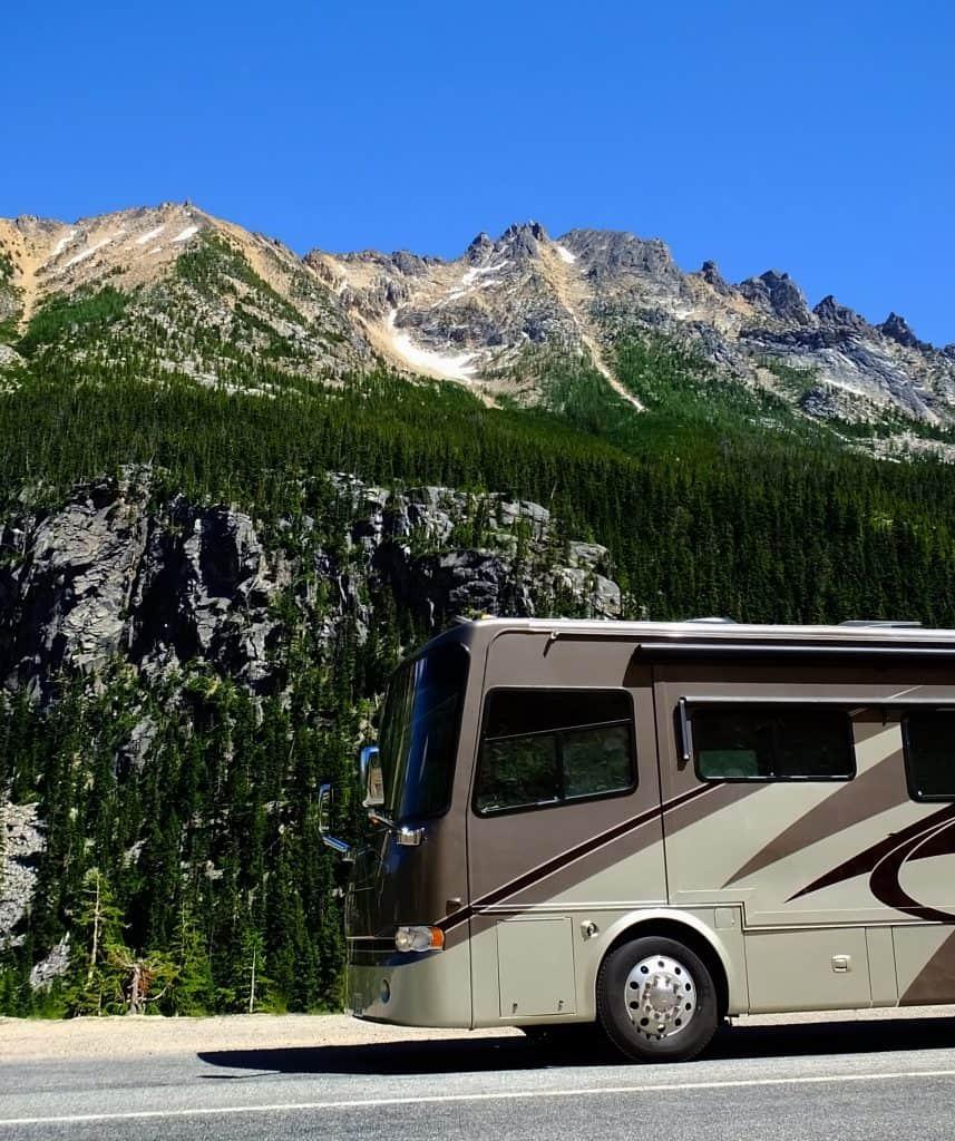 Cutthroat Peak Washington Pass