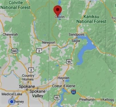 Campsite Review: Outlet Campground Priest Lake