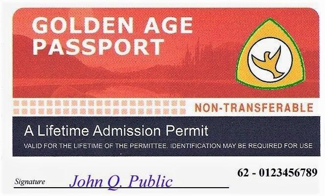 Golden Age Passport