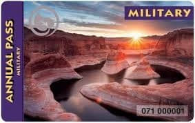 Military Annual Pass