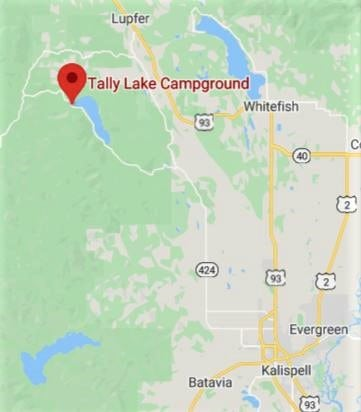 Campsite Review: Tally Lake Campground