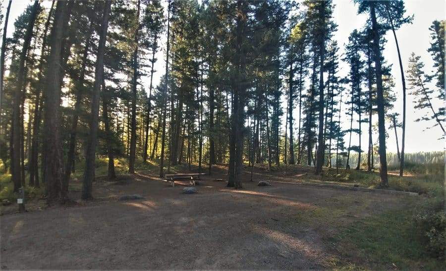 Campsite Review: Holland Lake Campground - FoxRV Travel