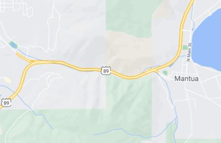 Box Elder Canyon – Bad Roads for RVs