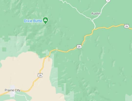 Dixie Pass – Bad Roads for RVs