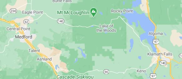 Green Springs Highway – Bad Roads for RVs