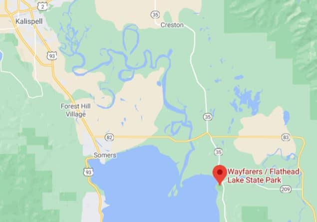 Campsite Review: Wayfarers/Flathead Campground