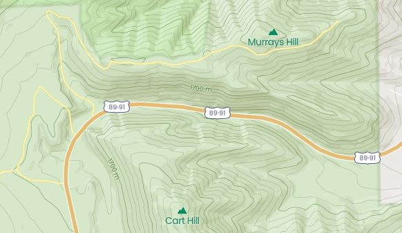 Wellsville Canyon – Bad Roads for RVs