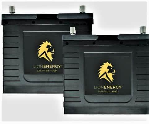 Lion Energy UT1300 Lithium Battery
