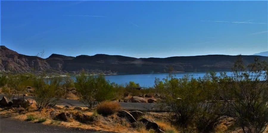 Lakes, Mountains, and Desert