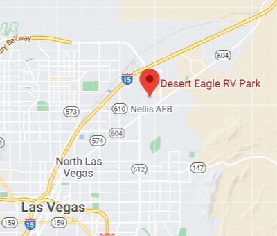 Campsite Review: Desert Eagle Campground