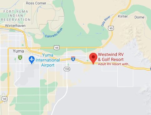 Campsite Review Westwind Campground