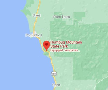 Campsite Review: Humbug Mountain Campground