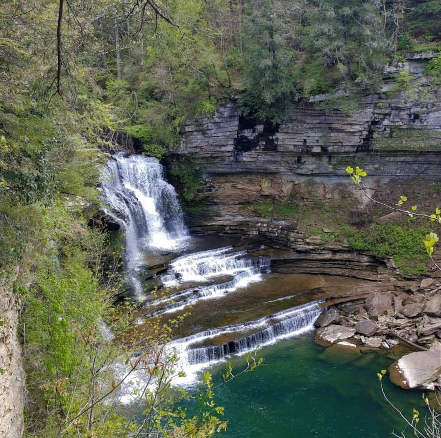 More Tennessee Waterfalls