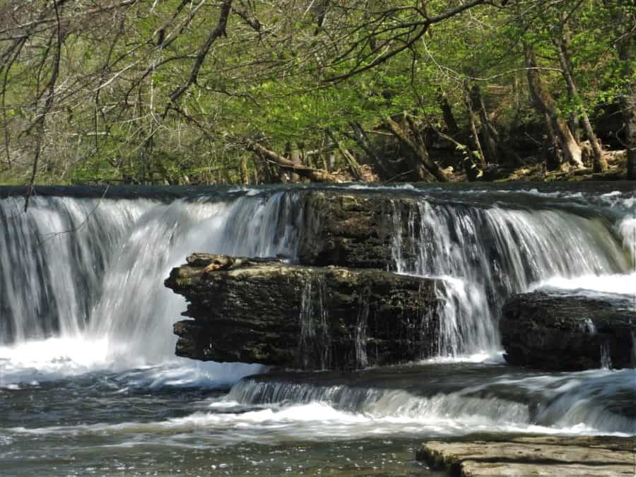 Tennessee Waterfall at Old Stone State Park