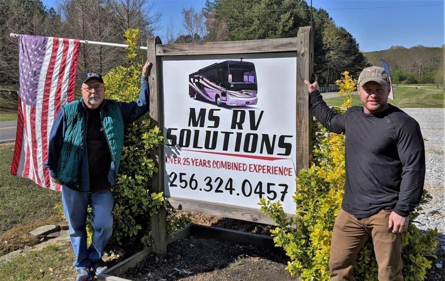MS RV Solutions, Daniel & Carl