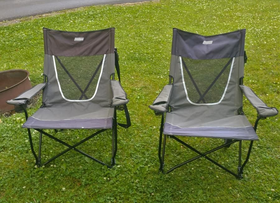 Our semi heavy, bulky guest chairs.