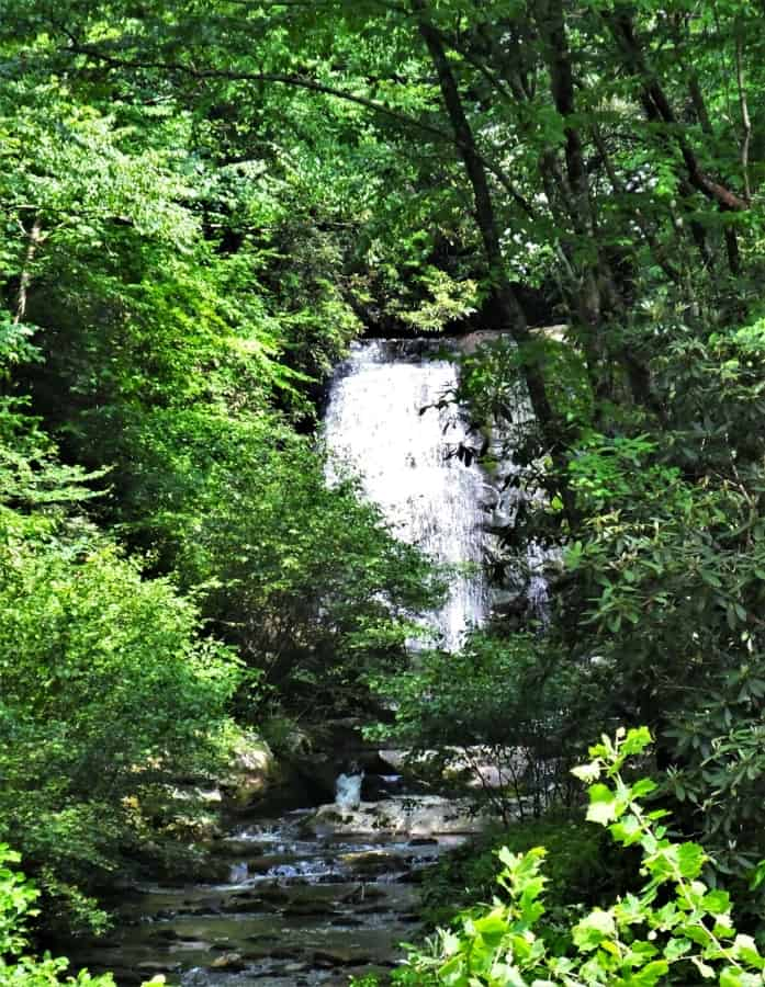 Meigs Falls. A treasure in the Smoky Mountains.