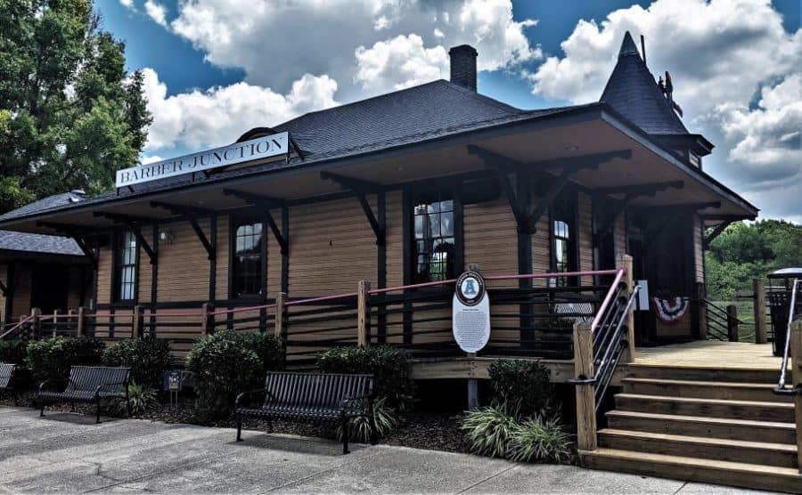 Barber Junction Train Station