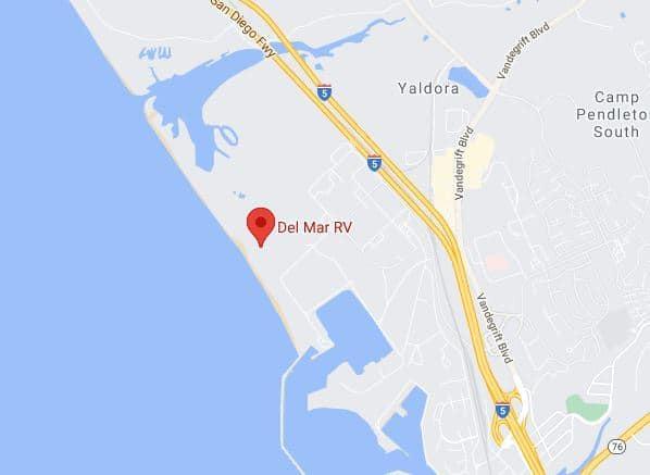 Campsite Review Del Mar Beach Campground