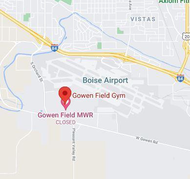 Campsite Review Gowen Field