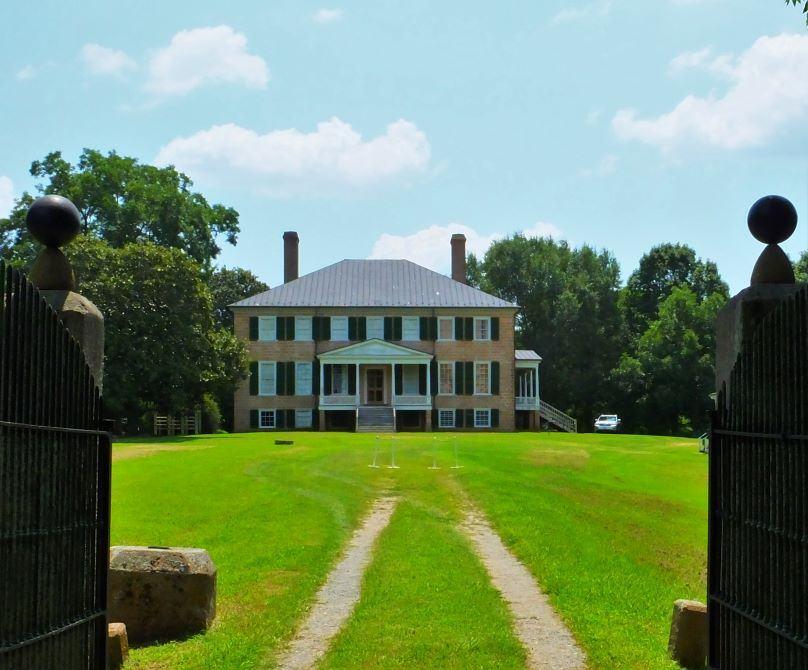 Prestwould Plantation House