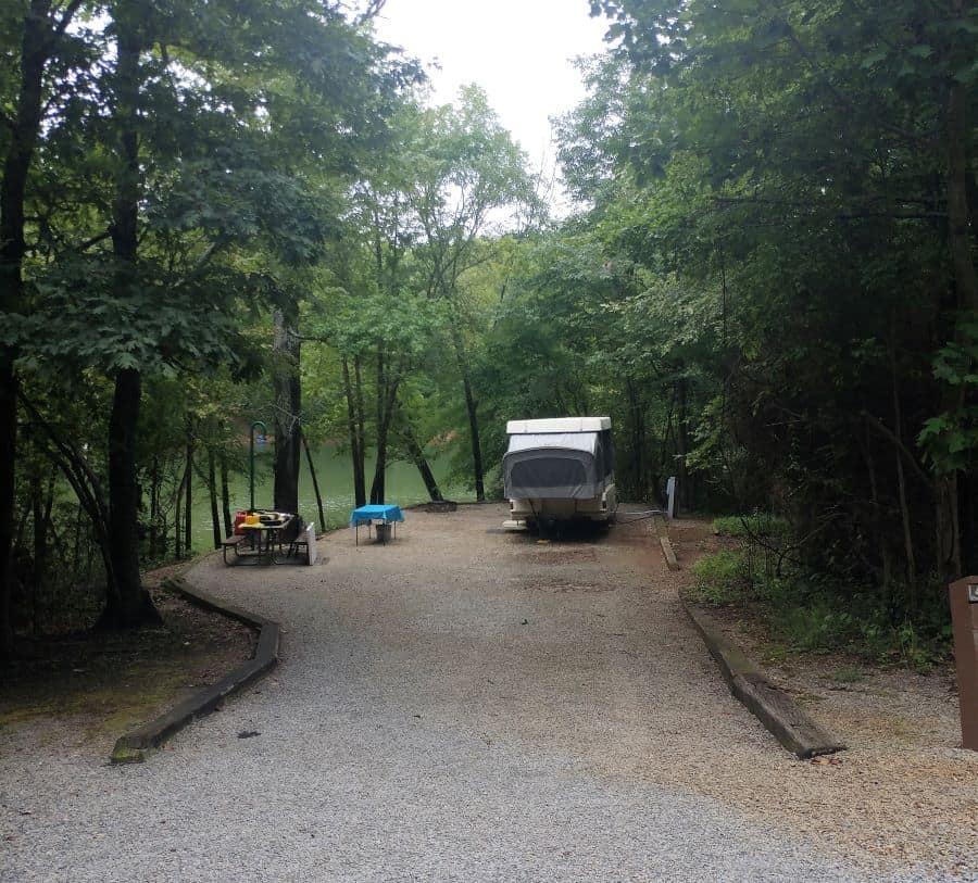 Site 42 at Rudds Creek