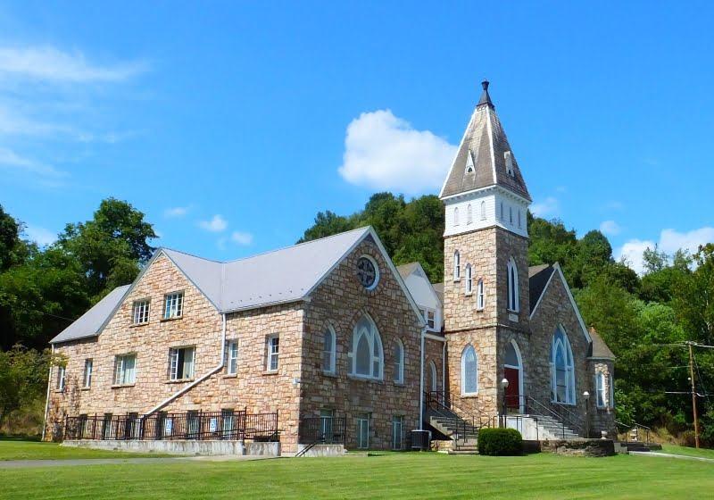 Madam Russell Methodist Church Saltville, Virginia 1824