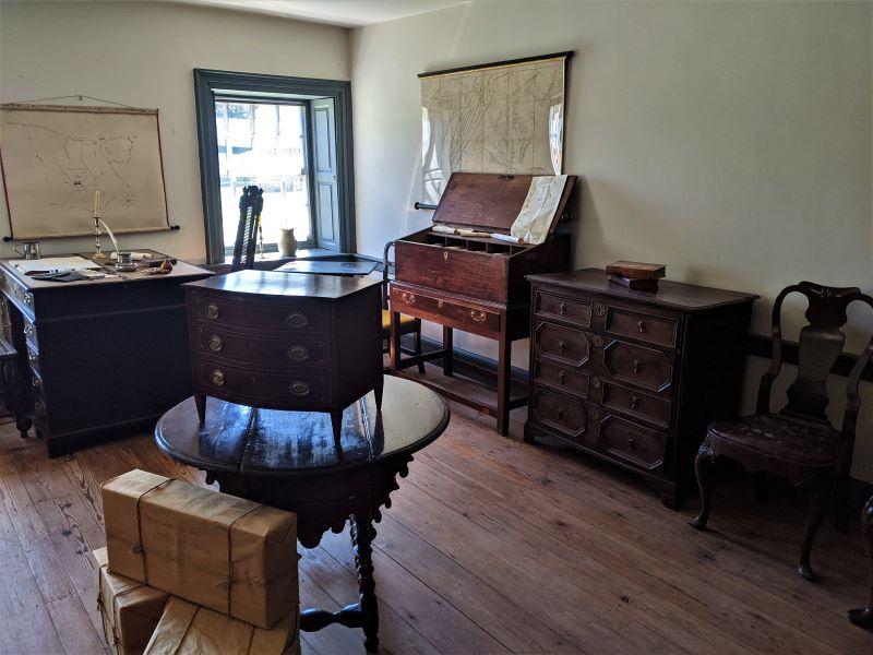 Stratford Hall Plantation Office
