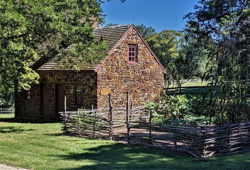 Stone Plantation Building
